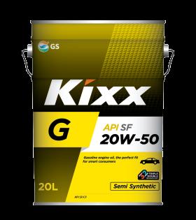 Kixx G SF