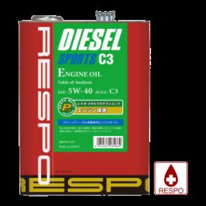 DIESEL SPORTS C3 5W-40