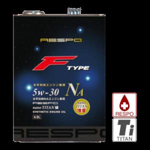 F TYPE NA 5W-30