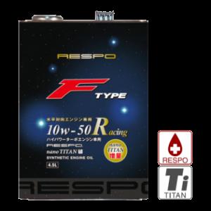 F TYPE Racing 10W-50